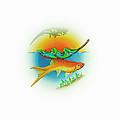 Fishsalad 2 by Laura Dozor