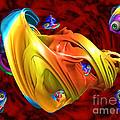 Fishy Fractelus  by Rob Hawkins