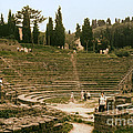 Fisole Theatre Ruins by Bob Phillips