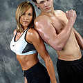 Fitness Couple 43 by Gary Gingrich Galleries