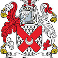 Fitzedmonds Coat Of Arms Irish by Heraldry