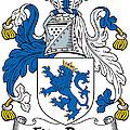 Fitzrery Coat Of Arms Irish by Heraldry