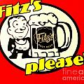 Fitz's Please by Kelly Awad