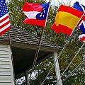 Five Flags by Denise Mazzocco