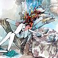 Five O'clock Tea by Anry Koulev