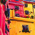 Five Terra Italy by Michael Tieman