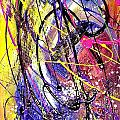 Fixation II  by Patti Shonek