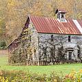 Fixer Upper Barn by Jo Ann Tomaselli
