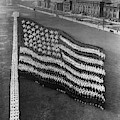 Flag Formation, C1917 by Granger