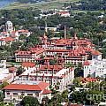 Flagler College St Augustine Florida by Bill Cobb
