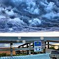 Flagler Storm by Tyson Kinnison