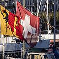 Flags by Muhie Kanawati