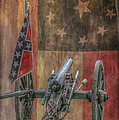 Flags Of The Confederacy by Randy Steele