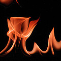 Flame With Images by David Parsley