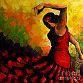Flamenco by Mona Edulesco