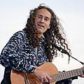 Flamenco Guitarist by Kenneth Albin