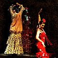 Flamenco Series #6 by Mary Machare