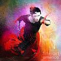 Flamencoscape 03 by Miki De Goodaboom