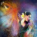 Flamencoscape 04 by Miki De Goodaboom