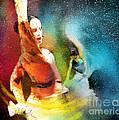 Flamencoscape 08 by Miki De Goodaboom