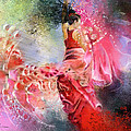 Flamencoscape 13 by Miki De Goodaboom