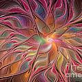 Flames Of Happiness by Deborah Benoit