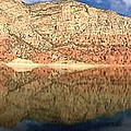 Flaming  Gorge Reflections by Carol Milisen