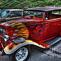Flaming Rod by Tommy Anderson
