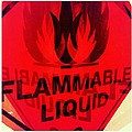 Flammable Liquid by Marco Oliveira