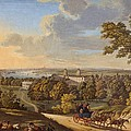 Flamstead Hill, Greenwich The by English School