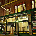 Flannerys Pub by Frozen in Time Fine Art Photography
