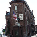 Flat Iron Annapolis - Maryland Inn by Christiane Schulze Art And Photography