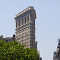 Flat Iron Building by Bill Cannon