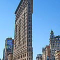 Flat Iron Building by Claudia Kuhn