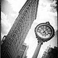 Flat Iron by Peter Aitchison