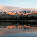 Flathead River by Randolph Fritz