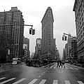 Flatiron Building by Dustin  LeFevre