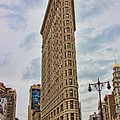 Flatiron Building by June Marie Sobrito