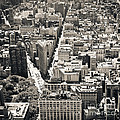 Flatiron Building - New York City by Thomas Richter