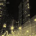Flatiron Building Nyc by Joseph Hedaya