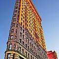 Flatiron Building Profile by Randy Aveille
