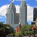 Flatiron Building Toronto 2 by Andrew Fare