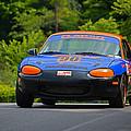 Flatout 90 Mazda by Mike Martin