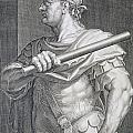 Flavius Domitian by Titian