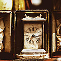Flea Market Series - Clock by Marco Oliveira