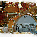Fleetwood's Drums by Paulette B Wright
