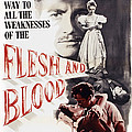 Flesh And Blood, Top L-r Richard Todd by Everett