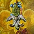 Fleur De Lis by Theon Guillory