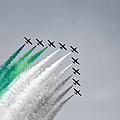 Flight Formation by Gabi Revenbel