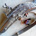 Flintlock Musket by Lovina Wright
